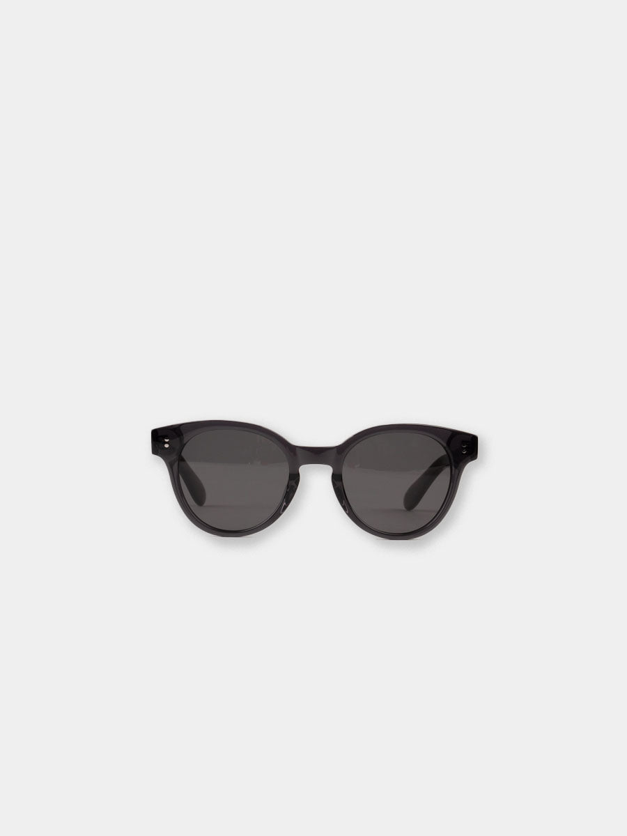 Akira, sun glasses, transparent grey, sun buddies, front view