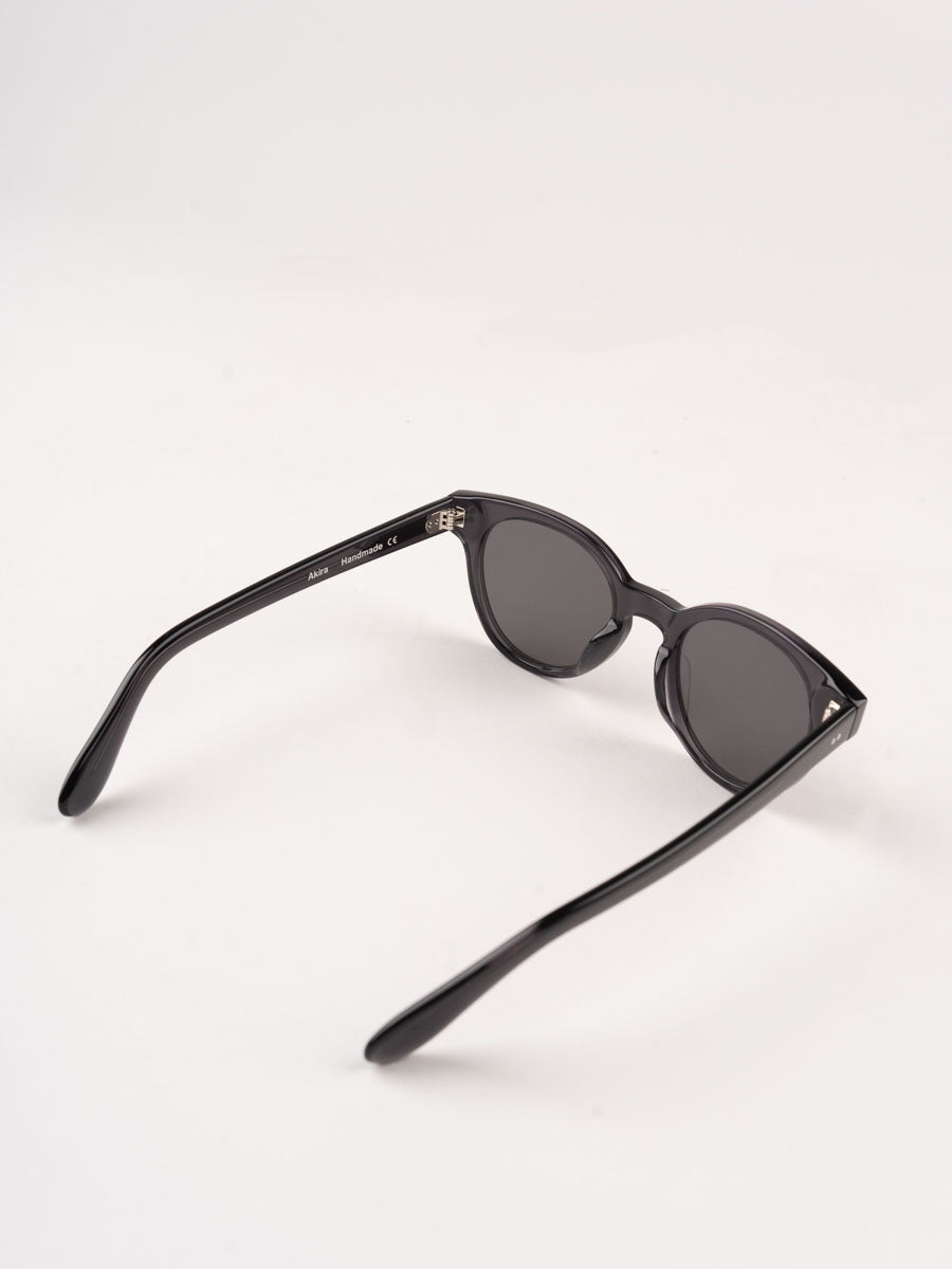 Akira, sun glasses, transparent grey, sun buddies, top view
