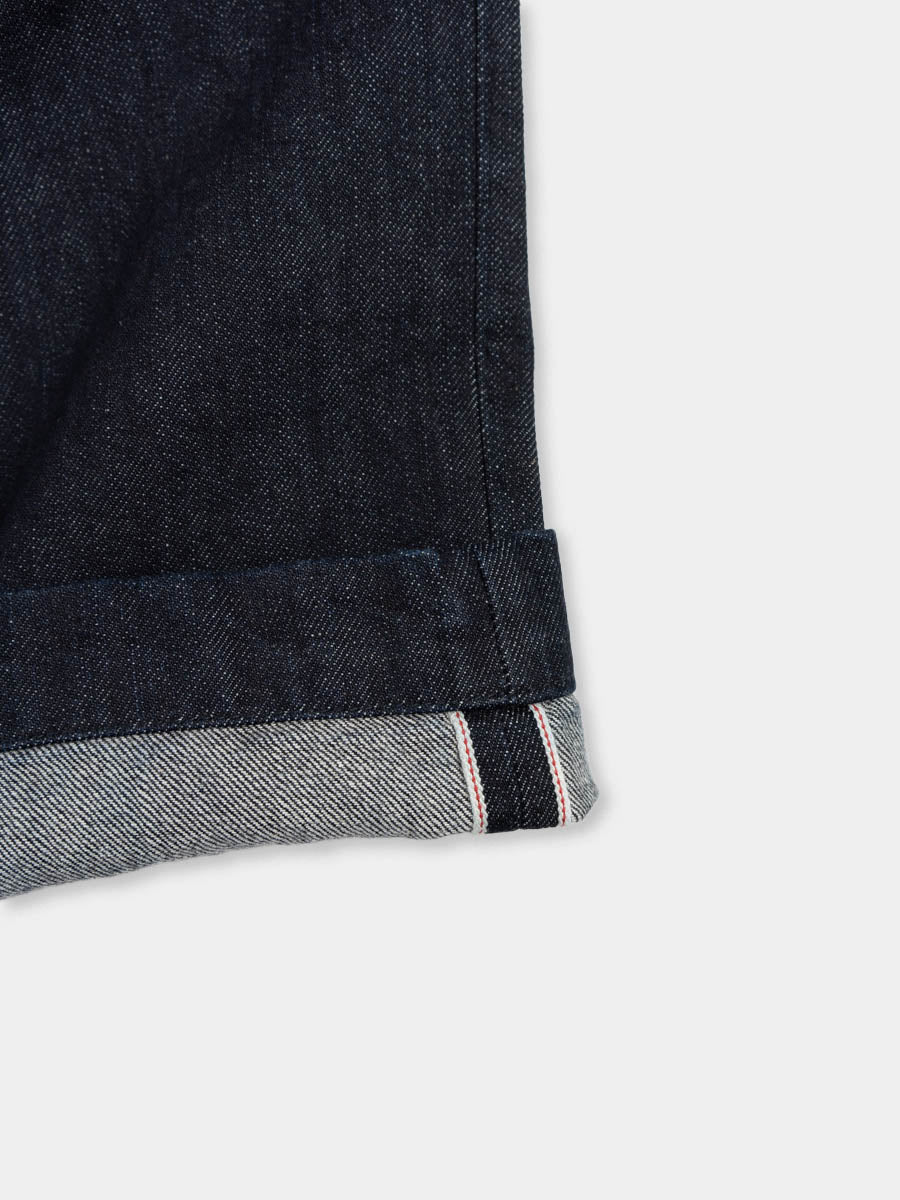 Military Chino Indigo Selvedge PT Denim