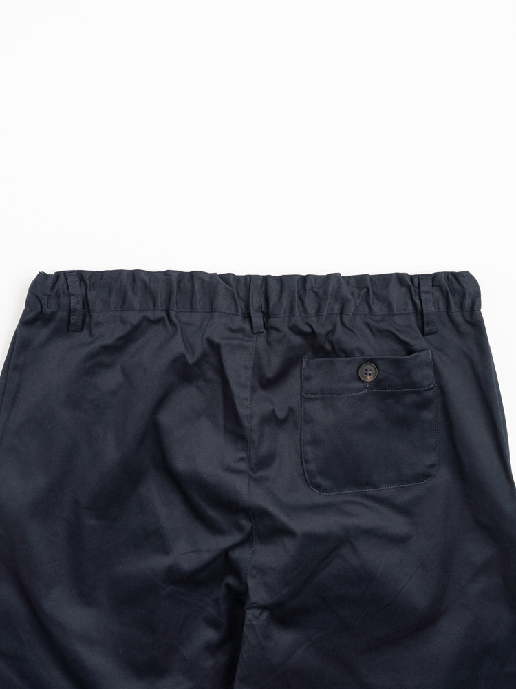 inverness stretch trouser, midnight, kestin, rear pocket and waistband