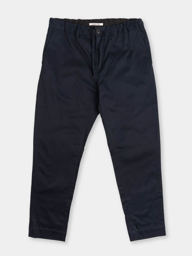 inverness stretch trouser, midnight, kestin