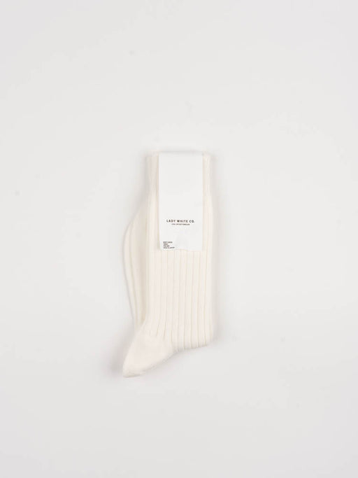 LWC Sock White