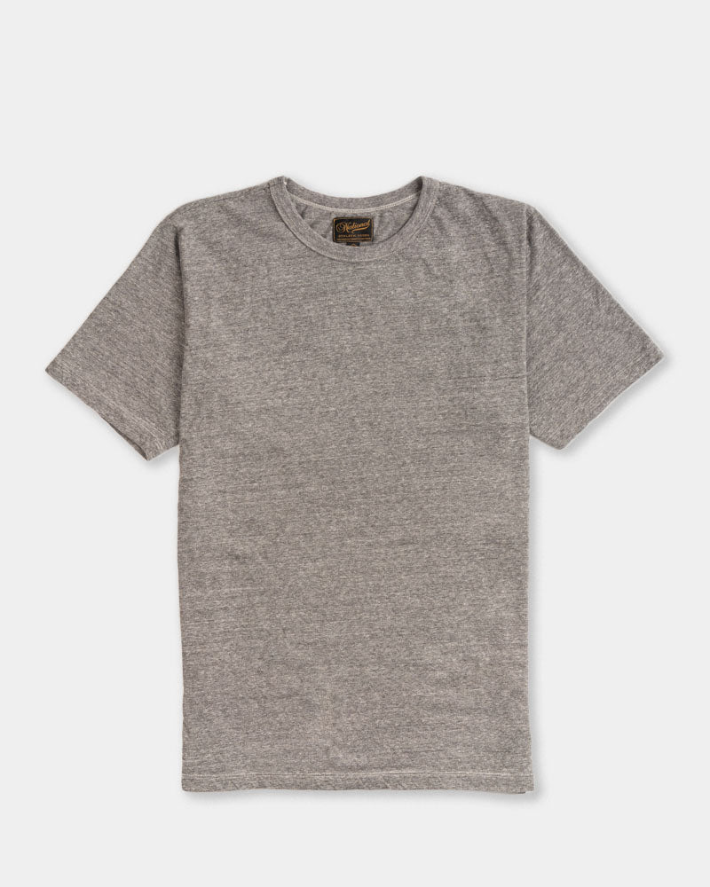 Athletic Tee Sport Grey