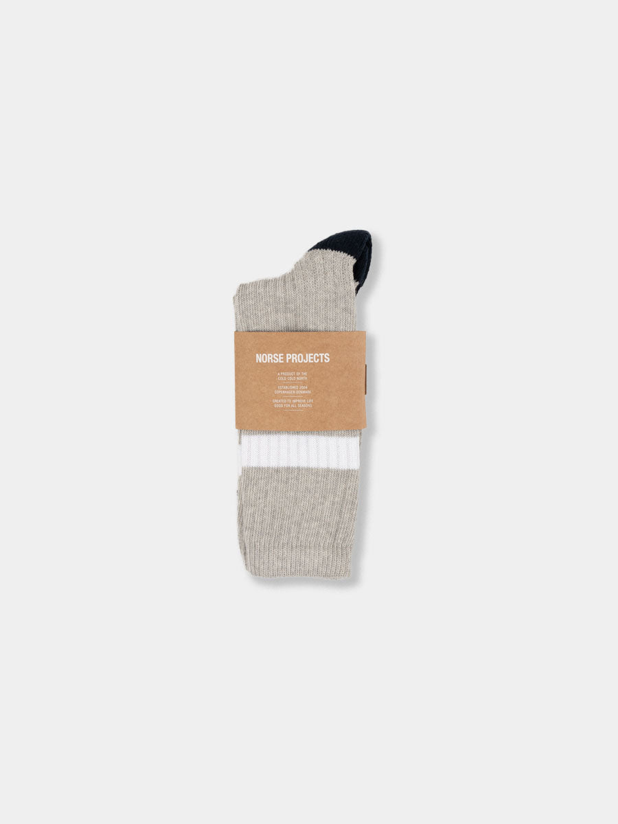 Bjarki Cotton Sport Light Grey Melange