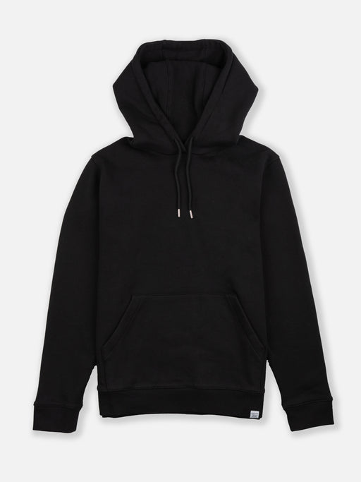 vagn classic hoodie, black, norse projects