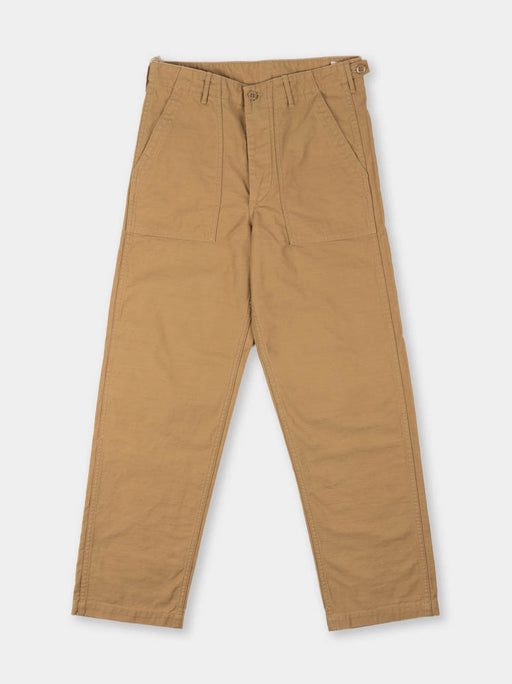 us army fatigue pants, khaki, orslow