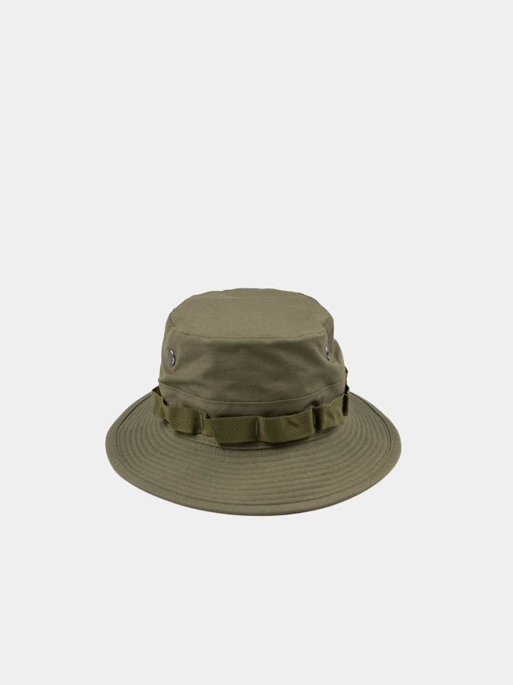 us army jungle hat, green, orslow
