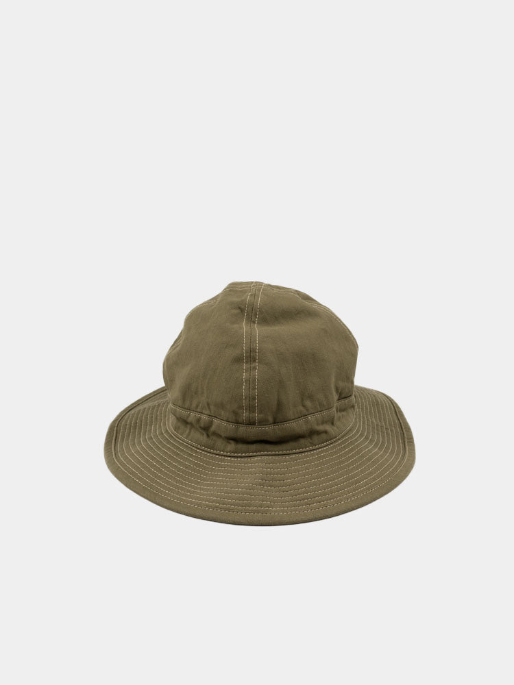 us navy hat, green, orslow