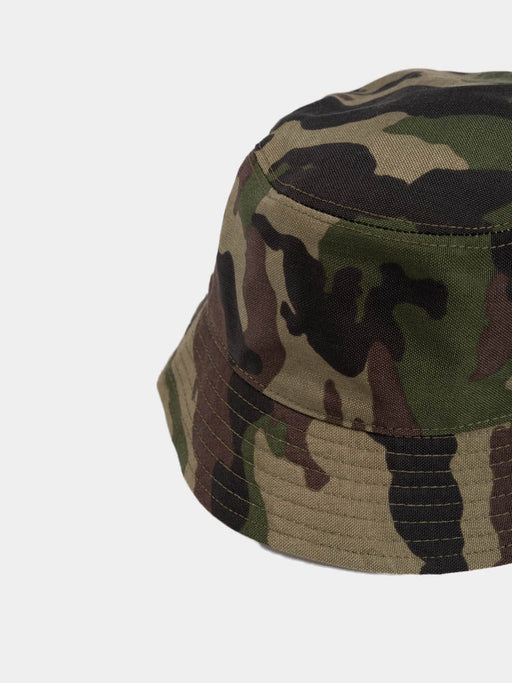 bucket hat one, camo, paa, brim detail