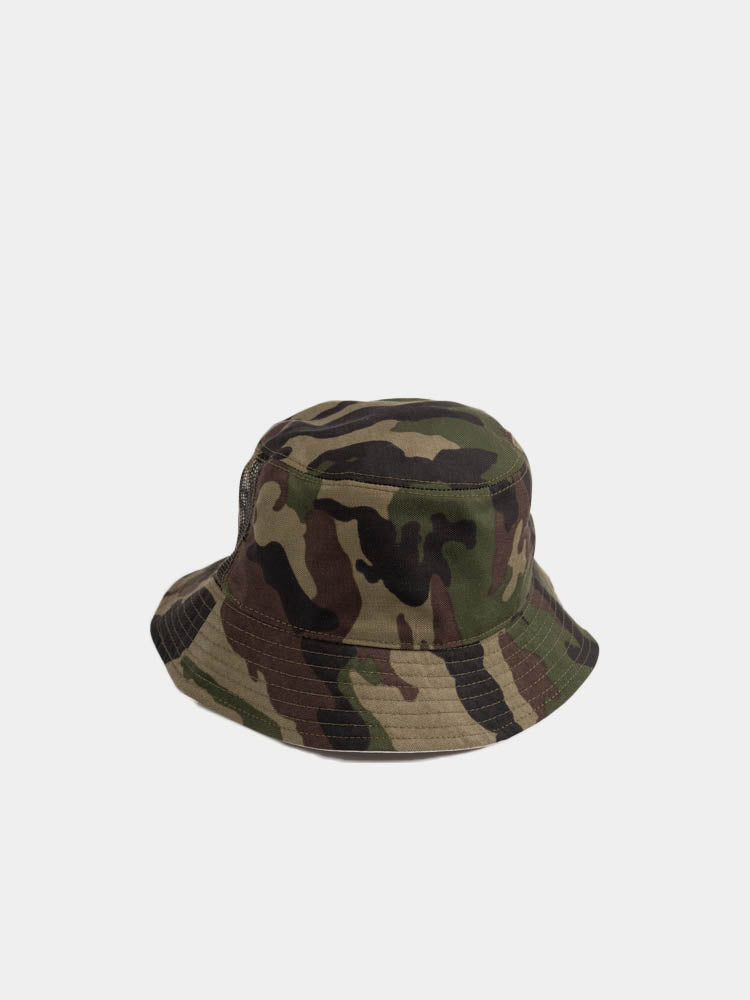 bucket hat, camo, paa