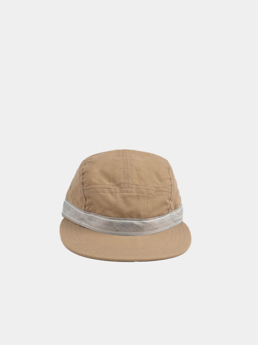five pannel cap, khaki, paa