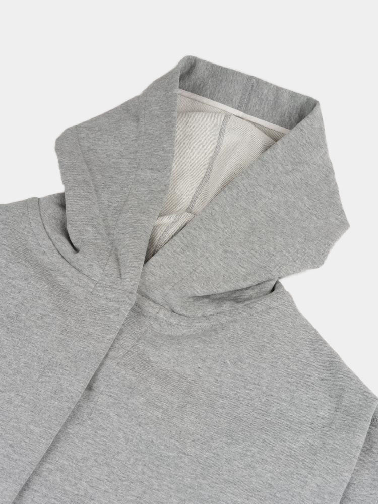 Midweight Terry Robe Heather Grey