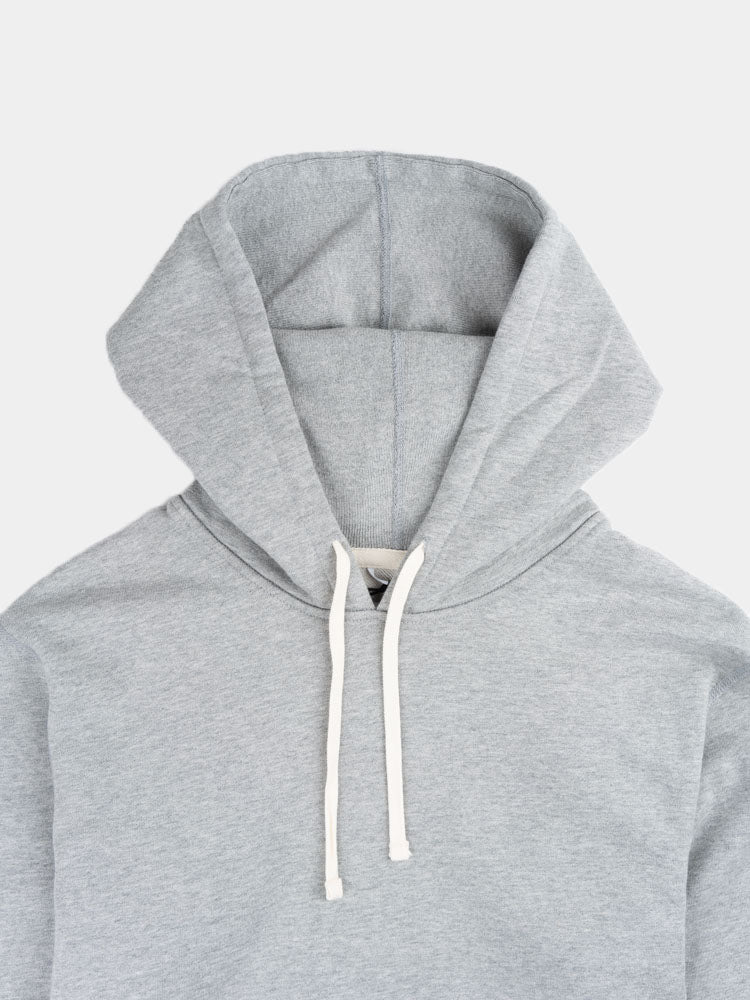 Midweight Terry Pullover Hoodie Heather Grey