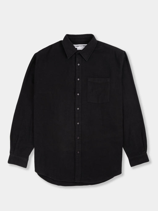Shirt Non-Binary Twill Flannel