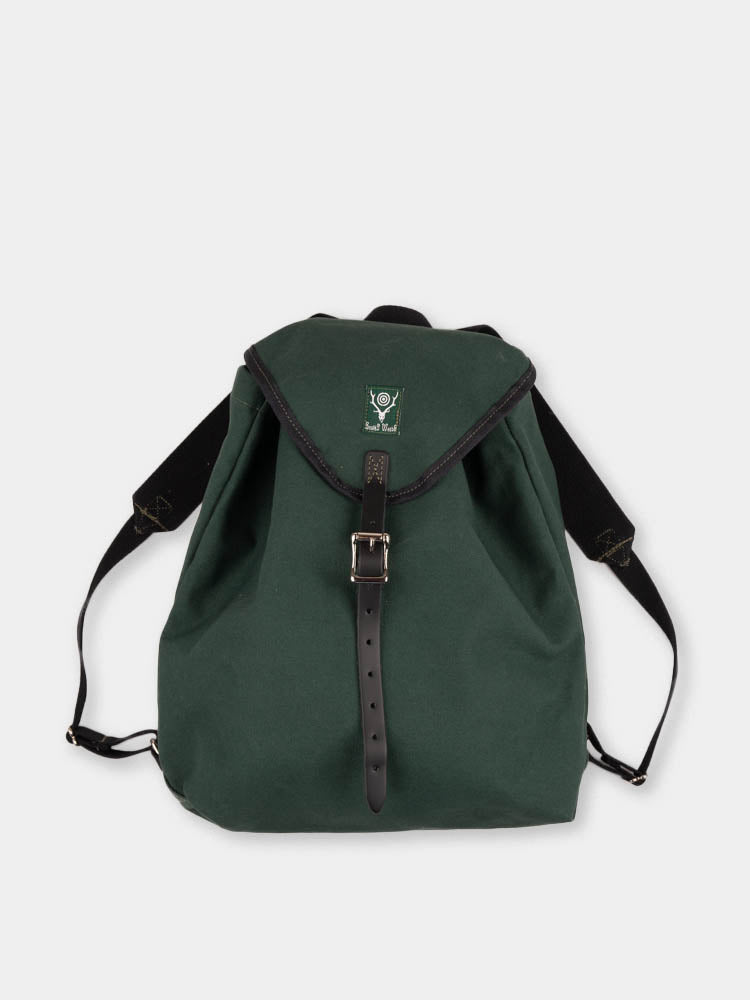 day pack, hunter green, south2 west8