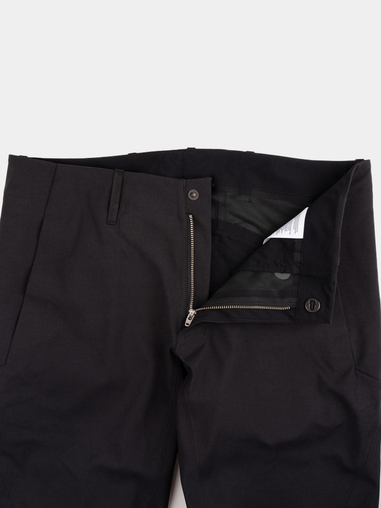 Indisce Pant Black