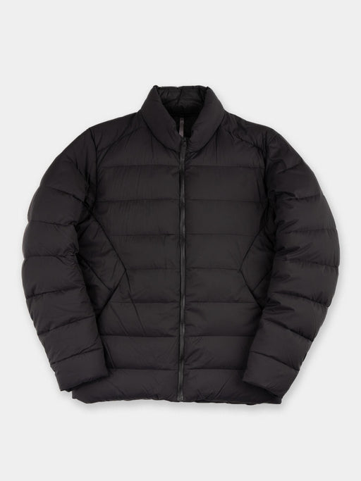 conduit AR jacket, black, front view
