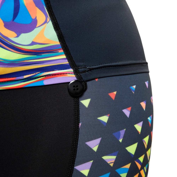 Venganza Cycling Short La Era Design