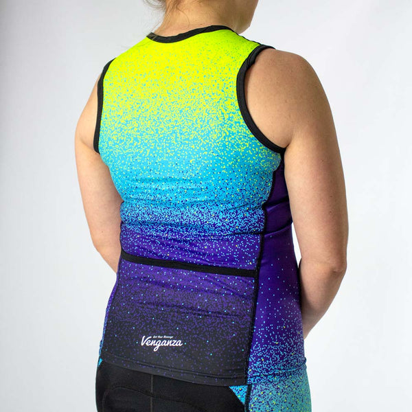Venganza Tri Top Aurora Design