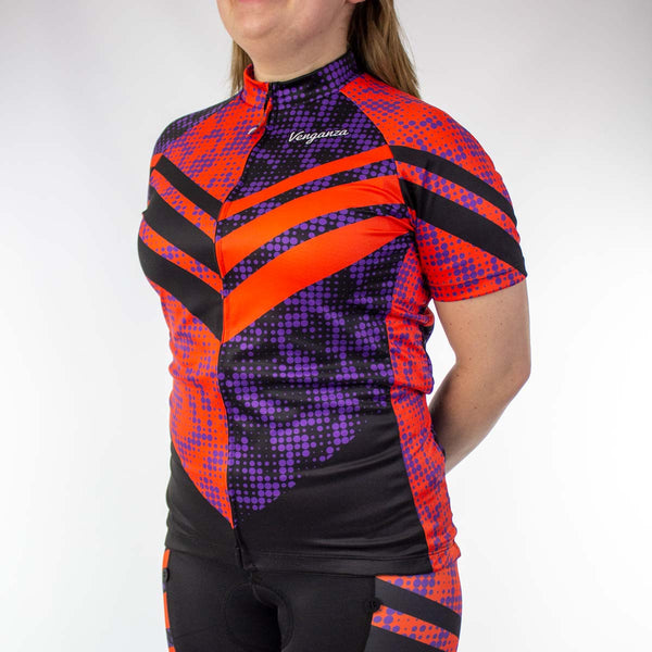 Venganza Cycling Jersey ELEV8 Design