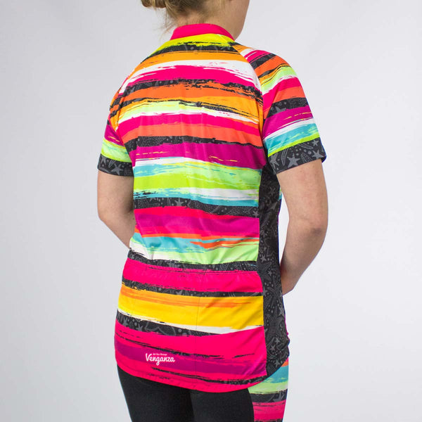 Venganza Cycling Jersey Inspire Design