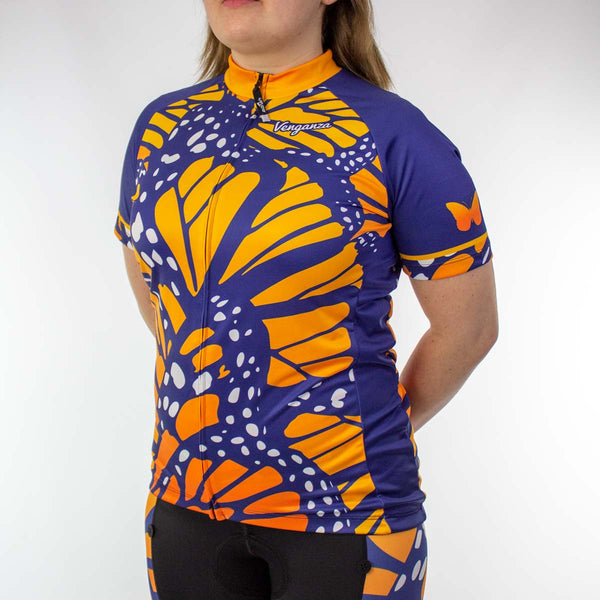 Venganza Cycling Jersey Soar Design