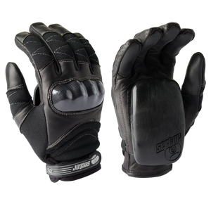 Boxer II Glove Black - Buy Longboard & Cruiser Skateboard, carving skateboard & Gullwing Sidewinder Trucks