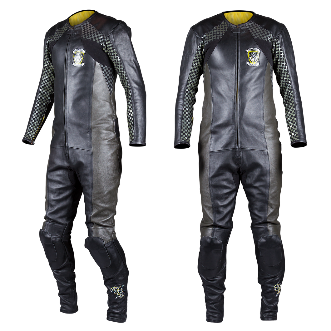 DHD RACE SUIT - BLACK - Buy Longboard & Cruiser Skateboard, carving skateboard & Gullwing Sidewinder Trucks
