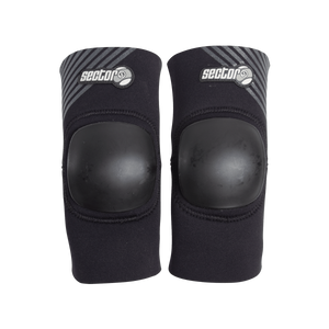 GASKET ELBOW PADS - BLACK - Buy Longboard & Cruiser Skateboard, carving skateboard & Gullwing Sidewinder Trucks