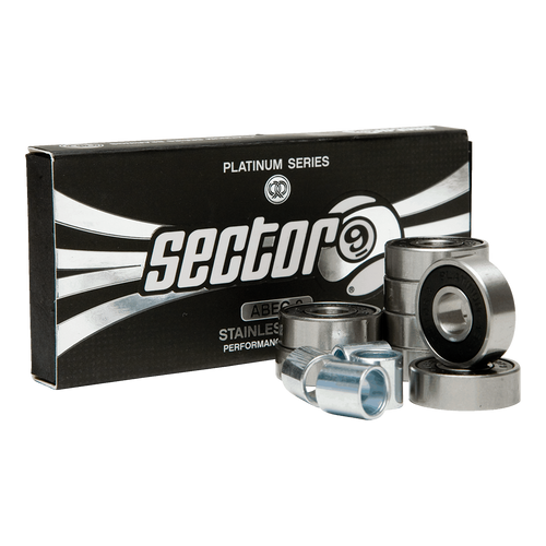 Platinum Bearings Pack - Buy Longboard & Cruiser Skateboard, carving skateboard & Gullwing Sidewinder Trucks