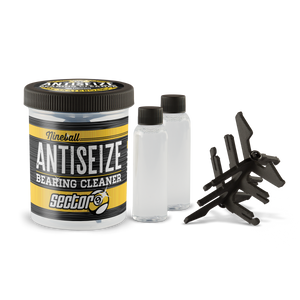 Anti-Seize Bearing Cleaner Kit - Buy Longboard & Cruiser Skateboard, carving skateboard & Gullwing Sidewinder Trucks