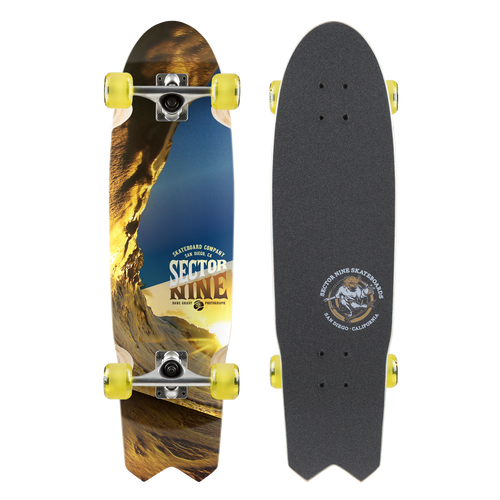 HATCHET - Buy Longboard & Cruiser Skateboard, carving skateboard & Gullwing Sidewinder Trucks