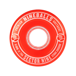 61mm 78a Nineballs Red
