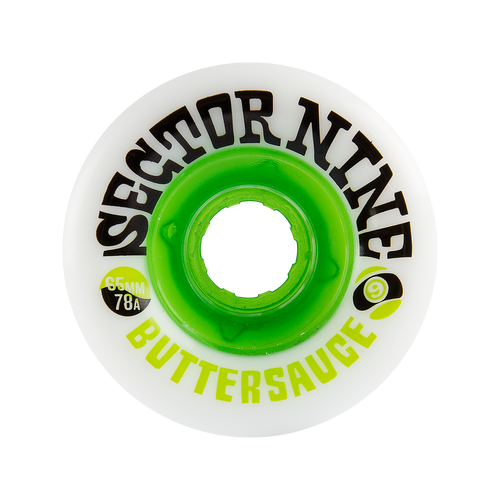 65mm 78a Buttersauce - Buy Longboard & Cruiser Skateboard, carving skateboard & Gullwing Sidewinder Trucks