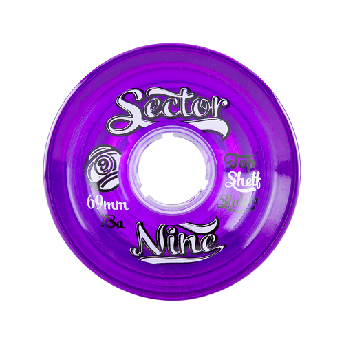 69mm 78a Nineballs Purple 2
