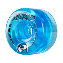 70mm 78a Nineballs Blue - Buy Longboard & Cruiser Skateboard, carving skateboard & Gullwing Sidewinder Trucks