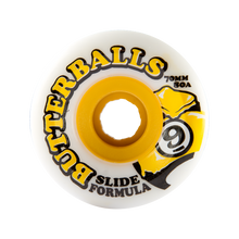 70mm 80a Butterballs - Buy Longboard & Cruiser Skateboard, carving skateboard & Gullwing Sidewinder Trucks