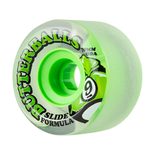 70mm 75a Green Butterballs - Buy Longboard & Cruiser Skateboard, carving skateboard & Gullwing Sidewinder Trucks