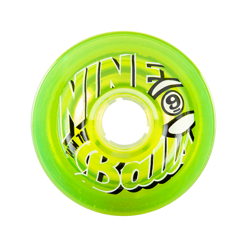 74mm 78a Nineballs Green - Buy Longboard & Cruiser Skateboard, carving skateboard & Gullwing Sidewinder Trucks