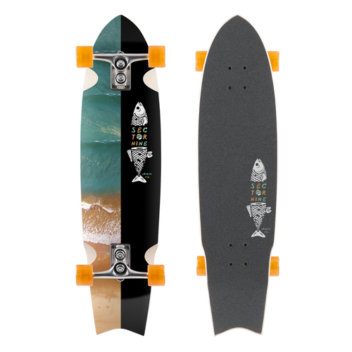 UNAGI - Buy Longboard & Cruiser Skateboard, carving skateboard & Gullwing Sidewinder Trucks