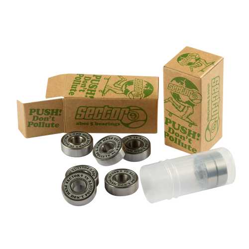 PDP Bearings Pack - Buy Longboard & Cruiser Skateboard, carving skateboard & Gullwing Sidewinder Trucks