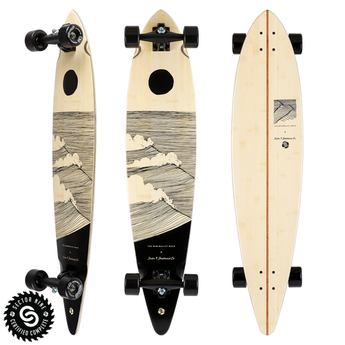 Beach Break Bonsai - Buy Longboard & Cruiser Skateboard, carving skateboard & Gullwing Sidewinder Trucks
