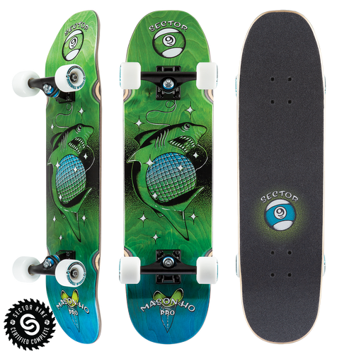 Disco Mason Pro - Buy Longboard & Cruiser Skateboard, carving skateboard & Gullwing Sidewinder Trucks