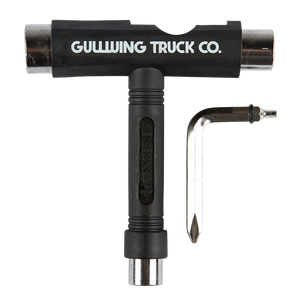 Gullwing Unit Skate Tool - Buy Longboard & Cruiser Skateboard, carving skateboard & Gullwing Sidewinder Trucks