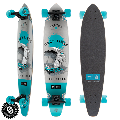 Hard Times Highline - Buy Longboard & Cruiser Skateboard, carving skateboard & Gullwing Sidewinder Trucks