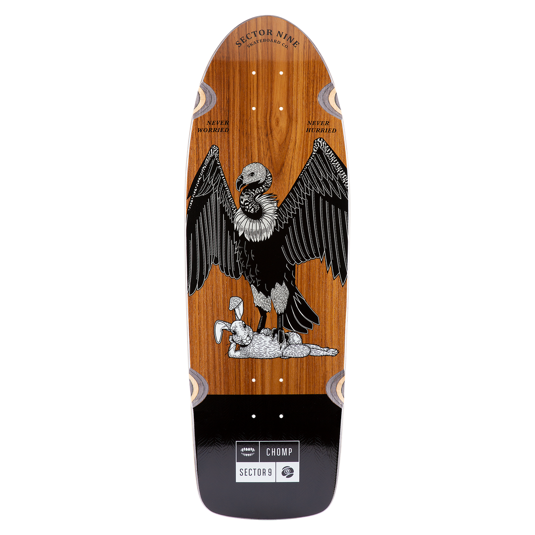 Hare Fat Wave Deck