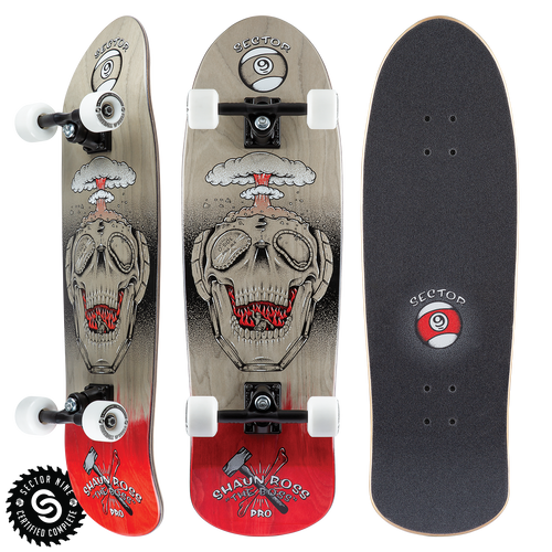 Havoc Boss Ross Pro - Buy Longboard & Cruiser Skateboard, carving skateboard & Gullwing Sidewinder Trucks
