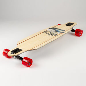 Macking Mini Lookout - Buy Longboard & Cruiser Skateboard, carving skateboard & Gullwing Sidewinder Trucks