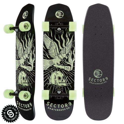 Phoenix - Buy Longboard & Cruiser Skateboard, carving skateboard & Gullwing Sidewinder Trucks