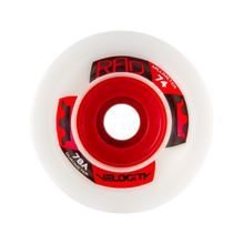RAD Velocity 74mm 78a White
